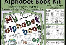 Kindergarten / Ideas and resources for the kindergarten classroom