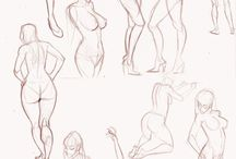 Poses & Refernces