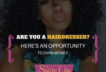 Hair Stylists / Sharing information on popular Hair stylists.