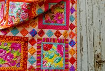 QUILTS Bright Colours