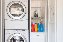Laundry room / by Brittany Westall