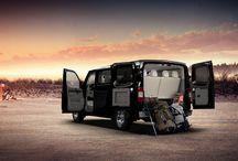 Camper Van / Looking at buying a camper van as opposed to an RV or trailer