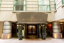 Magnolia Hotel by Aldabella Photography