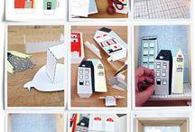 photo's papercraft