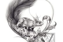 My Animal Art