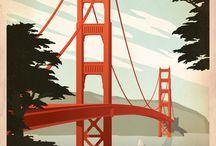 San Fransisco grapics