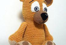 Crochet amigurumi pattern SKatie Des / Crochet amigurumi pattern by SKatieDes. Crochet animals, monsters and inspiration.