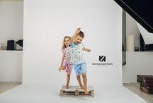 Pižamos vaikams / 100% medvilninės pižamos vaikams