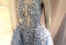 pices of art, dresses