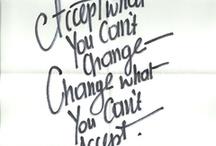 Favorite Sayings / by Jenny Yowell Klungland