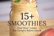 Recepty na smoothie