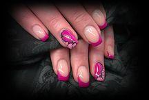 Nail Art / Inspirace na nehty