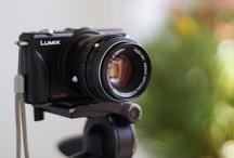Lumix GF2 + SMC Pentax-M 50mm f/2 / Camera and lens