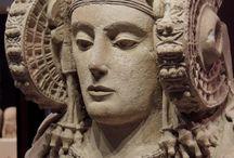 Dama de Elche y otras