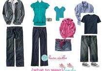 What to wear for photo shoot