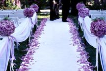 Purple Weddings / Purple Wedding Inspiration, Crafts and DIY Ideas / by Cathie Filian