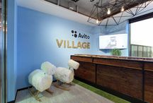 Interior Design :: Avito Office / Phase II / Project photos, visuals, sketches and plans