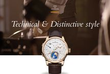 The World of Duometre / Duometre Collection by Jaeger-LeCoultre