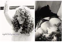 Boudoir The Magnolia House Studio / Shawn Sawyer Photography's Boudoir Inspiration and work