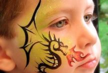 Maquillages dragons