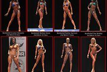 bikini competitor  / by Tara Persico