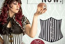 Weekly Sales / We have Weekly Sales! Check back every week for savings on your favorite Corsets! / by Timeless Trends Corsets