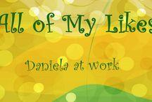 All of My Likes / My Da-Wanda Shop!