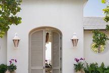 Gates, doors & entry