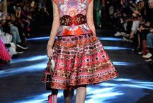 Straight Off The Runway: Manish Arora Paris / Straight from Paris Fashion Week! Manish Arora's Parisienne Disco Gypsy Land!! Sophisticated Kitch at its best!! Shop Now on: http://bit.ly/1NfTTm1