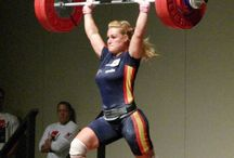 weightlifters I like
