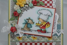 Crafty - Card inspiration (stamps)