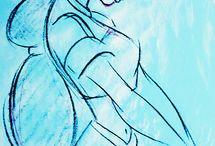 Princess Art Inspiration *Meghan*