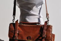Leather bags - goody goody