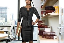 Creative Profesh / Dressing for successing. / by Jenny Tiskus