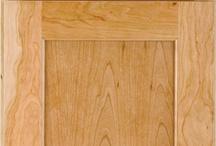 Cherry Door Styles / by Schuler Cabinetry