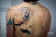 Cubism Tattoo