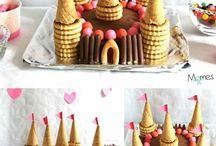 gâteaux à theme