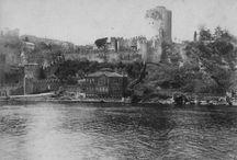 Eski İstanbul Yalıları