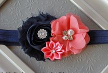 Hair accessories for little girls