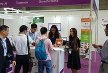 The 17th China Hi-Tech Fair ELEXCON 2015 / Tradenow team was there!