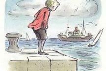 drama at the docks