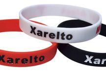 Xarelto Medical Alert Bracelets