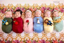 Süße Baby Fotos