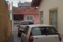 Casa na palhoça / CA0046- Casa de alvenaria no São Sebastião Palhoça, com 3 dormitórios, 2 banheiros, sala, cozinha, portão eletrônico, churrasqueira, edícula e vaga coberta. Características: Churrasqueira