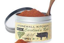 Le Spezie per grigliate di Stonewall Kittchen