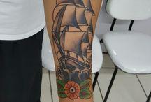 Idéias Tattoo Old School