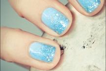 pretty nails make me happy