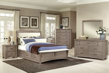 Queen Bedroom Sets / These come in a variety of styles, textures, patterns, sizes, and finishes. The matching dresser with mirror and a nightstand are always included with the bed set, but the chest are an additional element that complete a bedroom.
