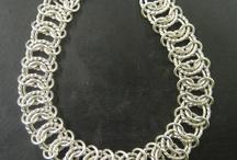 chain  maille jewelery