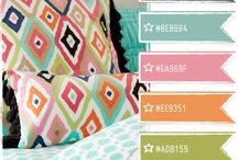 color schemes / by Angie Becker-Newman